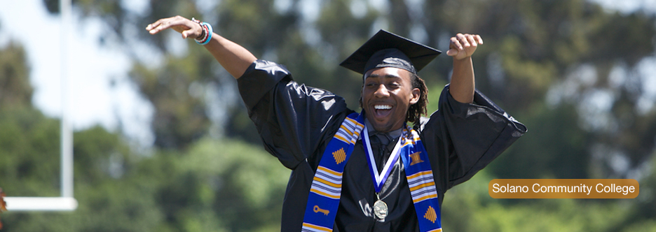 graduate at solano community college